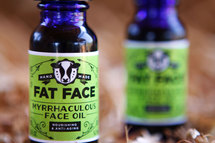 Myrrhaculous Face Oil