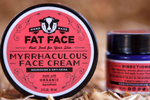 Myrrhaculous Face Cream 2oz.