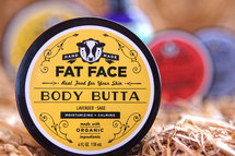 Body Butta - Moisturizing & Calming 2oz.
